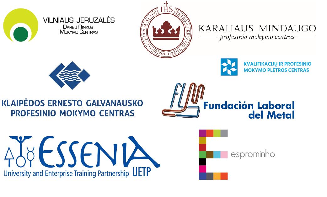 projekto partneriai