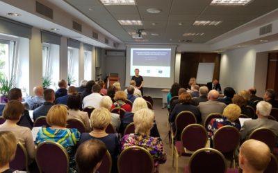 Konferencija – seminaras  Sektorinių  praktinių mokymo centrų veiklos  patirtis ir perspektyvos: statybos atvejis