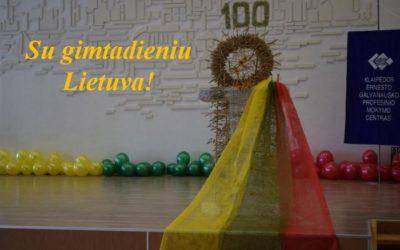 Lietuvos nepriklausomybės atkūrimo Šimtmečio šventė