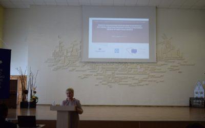 """Respublikinė konferencija  """"Sektorinių praktinių mokymo centrų įveiklinimas: iššūkiai ir pozityvioji patirtis"""""""
