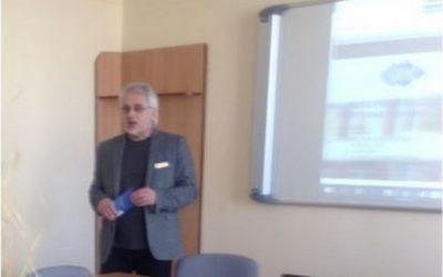 Klaipėdos miesto socialinių pedagogų metodinio būrelio susirinkimas