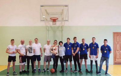 Mokytojų ir mokinių krepšinio varžybos 3×3
