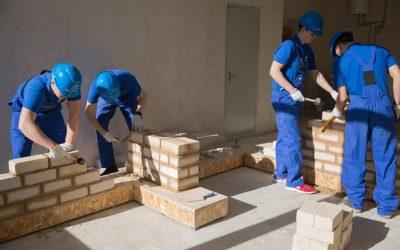 Uostamiestyje rengiami netradiciniai statybininkai – išmokti amato nebeužtenka