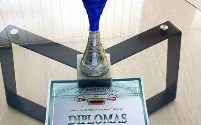 Tarptautinis profesinio mokymo įstaigų profesinio meistriškumo konkursas