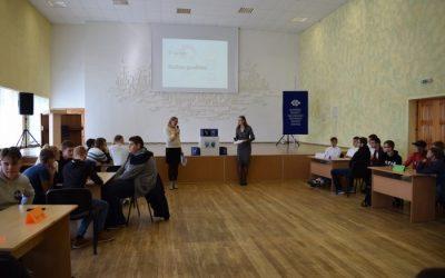 """Europos kalbų dienos renginys """"Galvakalbis-Kalbagalvis"""""""